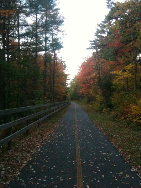 North Central Mass Old Railroad Trail – Gardner MA