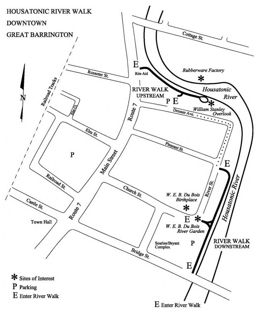 Map of Trail. Credit: GBRiverWalk.org