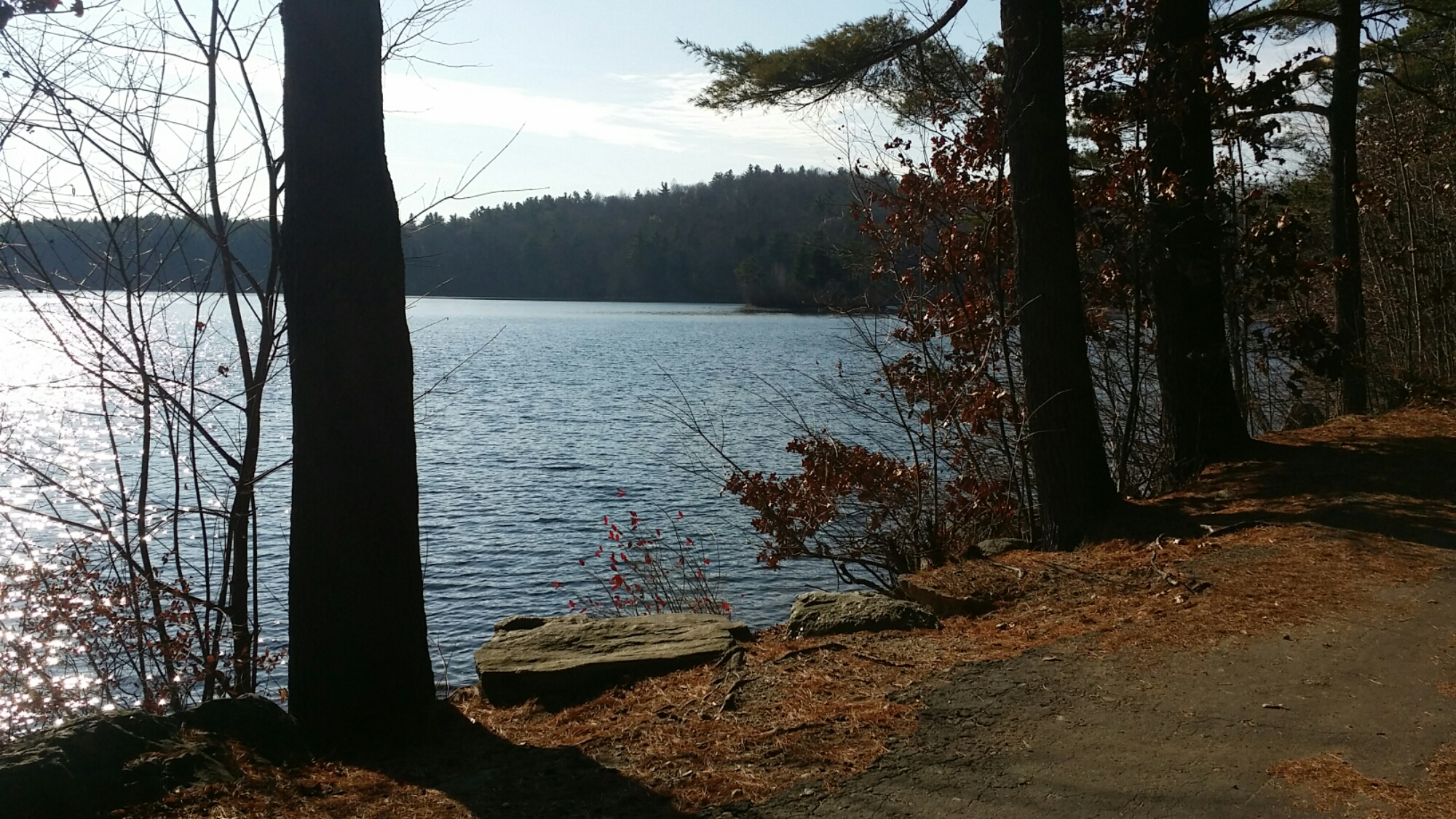 Gates Pond – Berlin, MA